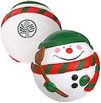 Snowman Ball Stress Balls